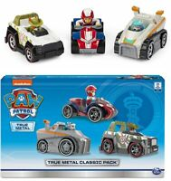 Paw Patrol - Everest Snowmobile , Ryder ATV , Tracker - 3 pack DIECAST set