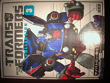 Transformers 2002 Takara Collector Series #3 Skids 100% Complete w/Box/Papers!!!