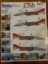 Twobobs Decals 48-050 QF-4G Team Target 82nd Aerial Target Squadron 53rd Weapons