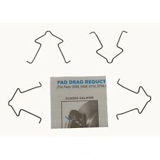 Brake Pad Drag Reduction Clip-Disc Rear Carlson 18333