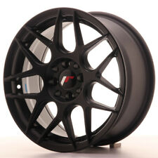 Japan Racing JR18 Alloy Wheel 16x7 - 4x114.3 / 4x100 - ET35 - Matt Black
