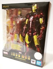 S.H Figuarts : Iron Man Mark 3 The Movie Tamashii Nations