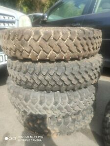 4 x MICHELIN  7.50R 16C Used Tyre defender