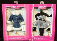 Barbie Fashion Avenue Collection Lot of 2 Outfits 1995 / 1996 Mattel Vintage NEW
