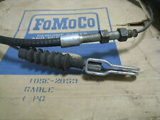 ANGLIA 105E GENUINE FORD NEW OLD STOCK HAND BRAKE CABLE ASSY