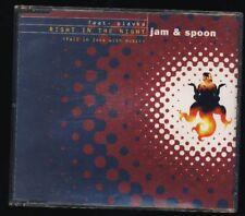 Jam & Spoon - Right In The Night - Feat. Plavka - CD Single