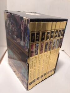 Illustrated Stories From The Book of Mormon 8 Volume Set Gold Edition LDS HB