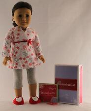 American Girl Coconut Pajamas-New