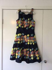 BNWOT Collectif Vintage UK Dress Size UK10 Retro 50's Style