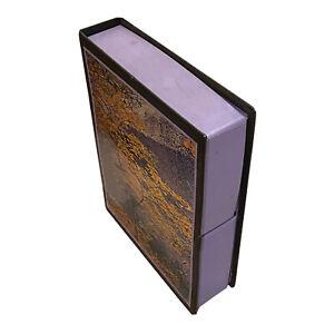 Springbok Bookcase Puzzle Leaves Of Autumn Patterns 1971 Vtg Sierra Club Nature