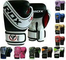 RDX Kids Boxing Gloves Junior Mitts Punch Bag Children MMA Youth 4oz 6oz 8oz AU