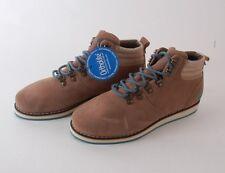 2014 NWOT MENS ETNIES POLARISE SHOES SIZE 9 $95 brown green skateboard boots