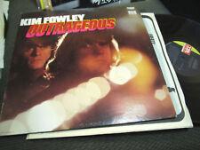 Kim Fowley Outrageous '68 orig imperial lp 12423 gate US runaways rare