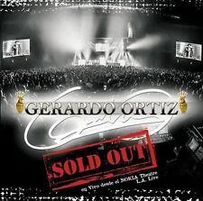 Gerardo Ortiz : Sold Out - En Vivo Desde El NOKIA Theatr CD