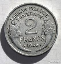 2  Francs MORLON  ALU 1948  Voir scan haute definition  fr140