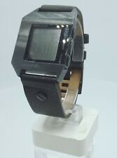 Diesel DZ7026 men's Rare Full black digital watch DZ-7026 5 ATM