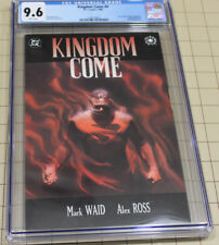 KINGDOM COME #4 CGC 9.6 !!