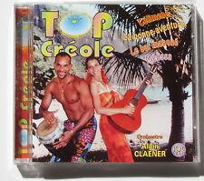 ALAIN CLAENER . TOP CREOLE . CD