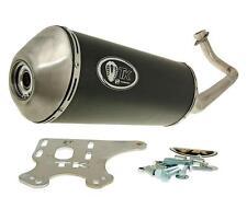 Auspuff Sport mit E Zeichen Turbo Kit GMax 4T für Yamaha Majesty 125 150