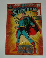 SUPERMAN #233 DC COMICS 1971 CLASSIC NEAL ADAMS Cover KRYTONITE NEVERMORE KEY