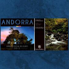 Andorra - Jahrgangssatz - KMS 2015 BU - 3,88 Euro