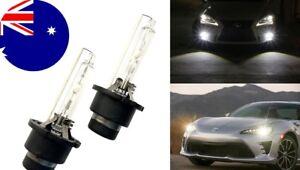 D4S 6000K Xenon HID Headlight Bulbs for Lexus IS Toyota Aurion 86 Subaru Brz