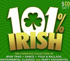101% Irish [CD]
