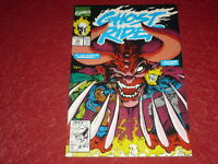 [ Bd Marvel Comics USA] Ghost Rider #19-1991