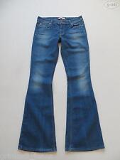 Levi's® 476 Slim Bootcut Schlag Jeans Hose W 32 / 34, Flared Hippie Denim, NEU !