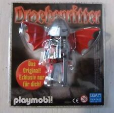 Playmobil dragón caballero nuevo & OVP limitado original ritterburg caballero