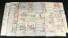 Lot of 85 Early Panama Airmail Covers Nice Collection Some Scarce Stamps Cancels