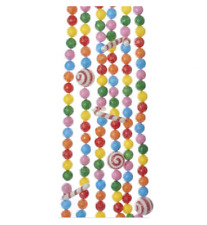 Candy Cane and Candy Ball Garland Christmas Holiday X-Mas Decoration 6 Ft Gift