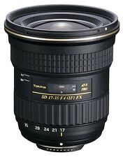 TOKINA 17-35mm F4 PRO FX LENS TO SUIT NIKON - BONUS SANDISK 32GB USB FLASH DRIVE