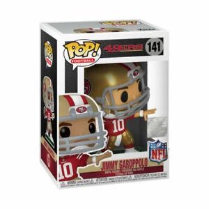Funko POP! Football NFL - 49ers - Jimmy Garoppolo #141