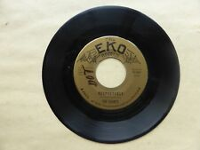 "THE CHANTS: Respectable/Kiss Me Good-U.S. 7"" 1961 TRU EKO Records No.TE-3567"
