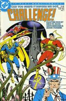 DC Challenge #5 NM 1986 DC Comic Book