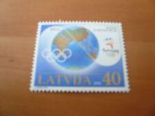Lettland Olympia 2000 Sydney Mi  528  postfrisch