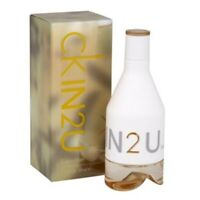 Calvin Klein CkIn2U Her 50ml 1.7oz  Women's Eau de Toilette New in Sealed Box
