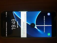 Samsung Galaxy S7 Edge Black Usato Schermo Rotto