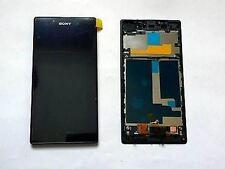 ÉCRAN TACTILE DISPLAY ÉCRAN LCD AVEC FRAME POUR SONY XPERIA Z1 L39H NOIR