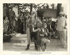 THE SON OF THE SHEIK (1926) Rudolph Valentino & Vilma Banky Silent Film Romance