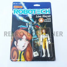 MACROSS ROBOTECH MATCHBOX - Lisa Hayes Action Figure - New in Box MISB MOC