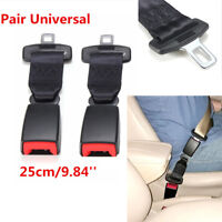 "9.84"" Car Seatbelt Safety Belt Extender Extension for Pregnant Women Fat People"