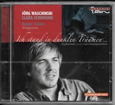 CD Clara Schumann `Lieder für Sopran & Streichquartett` Neu/OVP Jörg Waschinski