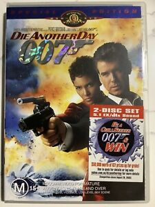 DIE ANOTHER DAY - DVD Region 4 - 2 Disc Special Edition VERY GOOD CONDITION