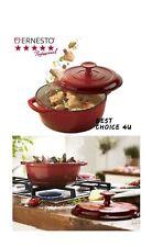ERNESTO Professional Cast Iron Roasting Dish 2.8L