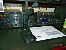 Shure Microflex MX410C Goose Neck Microphone with MX400DP Programmable Desk Stnd