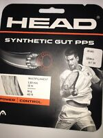 NEW HEAD Synthetic Gut PPS Power String 16 Gauge 1.34mm (S1-65)