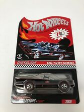 Hotwheels RLC 1966 Tv Series Batmobile 1/64 Scale 8393/13428