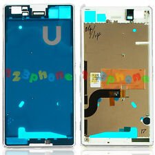 SIDE BUTTON + FRONT MIDDLE MID FRAME HOUSING FOR SONY XPERIA M5 E5603 E5606